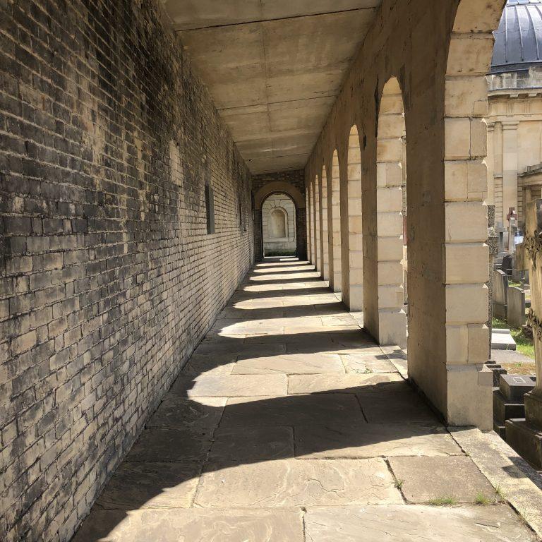 Brompton Cemetery Catacombs